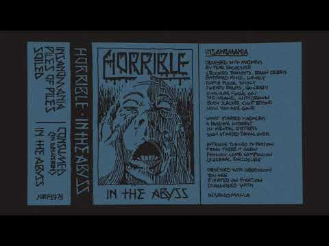 Horrible - In The Abyss - [Demo]