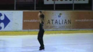 Марина Попов Франция Marina Popov figure skating