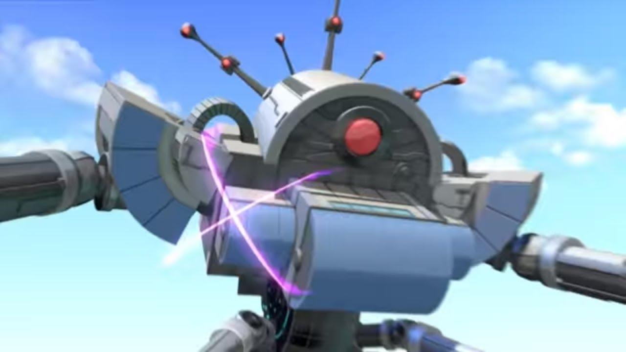 Тоботы 4 сезон - Новые серии - 21 Серия   Мультики про роботов трансформеров