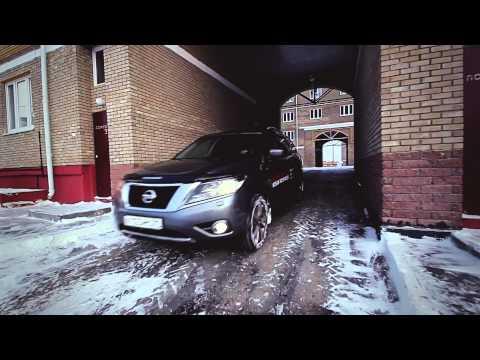 Тест-драйв нового Nissan Pathfinder 2014 модельного года