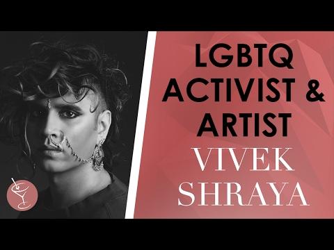 Vivek Shraya On Revealing Truth in Art & Her Journey of Gender Transition