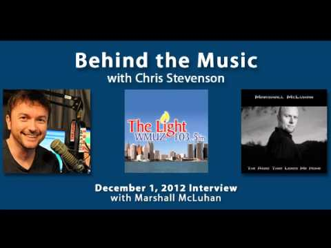 Behind the Music Interview (Chris Stevenson with Marshall McLuhan)