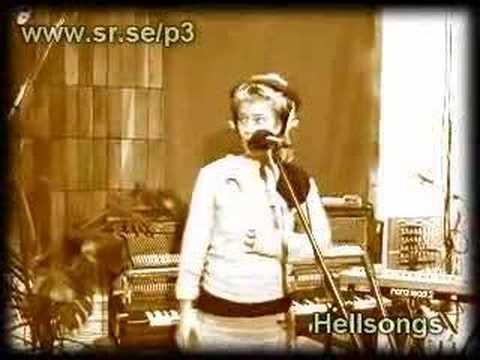 Hellsongs - Thunderstruck (live at Musikjournalen, P3)