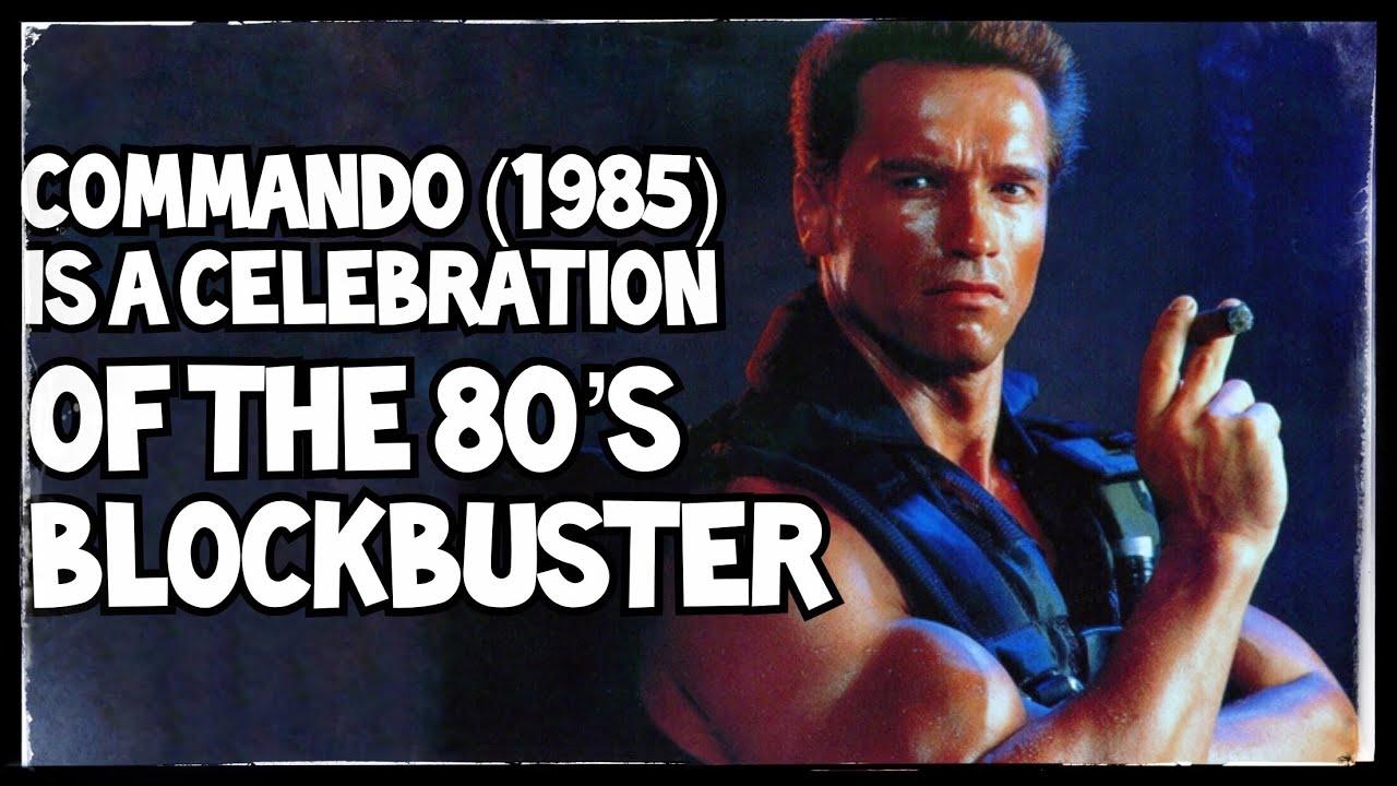 Download Commando (1985): A Celebration of the 80's Blockbuster
