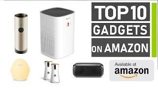 Top 10 Useful Gadgets on Amazon You Should Buy