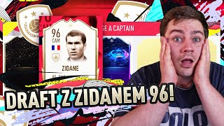 DRAFT Z ZIDANEM 96 OPTIMUS PRIME! CO ZA KARTA! | FIFA 20