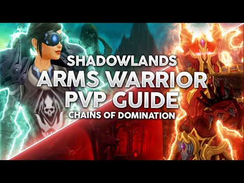 Shadowlands Rank 1 Arms Warrior PvP Guide - Best Melee Class To Climb Rating