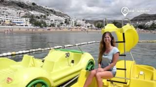 Strand Playa de Puerto Rico | Strände auf Gran Canaria