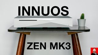 Innuos ZEN MK3 - the proof is in the listening