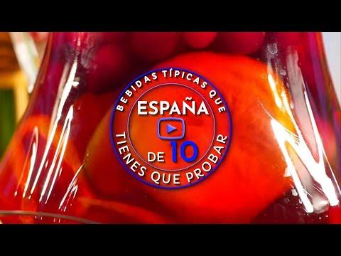 Las 10 bebidas típicas de España que tienes que probar