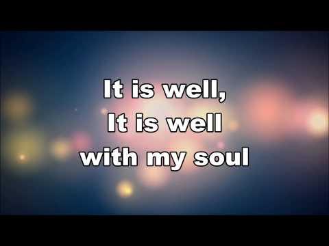 Bethel Music - It is Well (Lyric Video)
