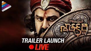 Gautamiputra Satakarni Movie Trailer Launch LIVE | Balakrishna | Shriya | Krish | #GPSKTrailerLaunch