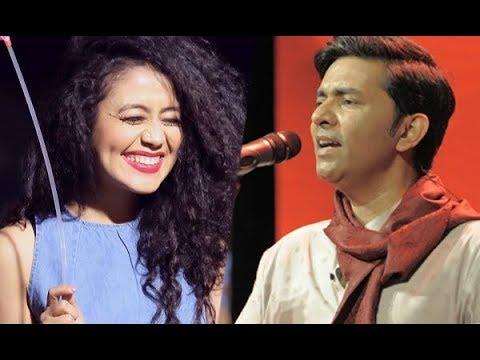 Neha kakar Singing Har zulam live | Sajad Ali Ki Bht Bhari Fan hon