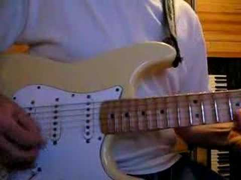 Fender Strat , Stevie Ray , Blues , Luc Lemay