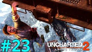 Uncharted 2: El Reino De Los Ladrones | Capítulo 23 |