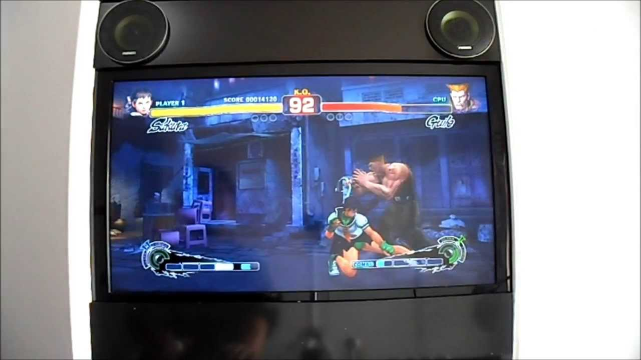 Vewlix Custom MAME PC Arcade Cabinet In 2 Weeks! - YouTube