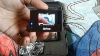 Cara mudah menghubungkan BRICA B-PRO5 AE - ke smartphone menggunakan wifi.