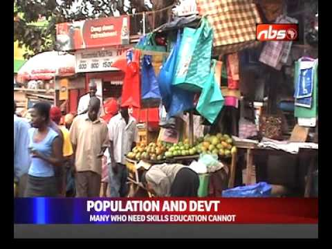 Uganda's Population High Growth Rate Worrying