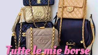 TUTTE LE MIE BORSE ❤ + REVIEW