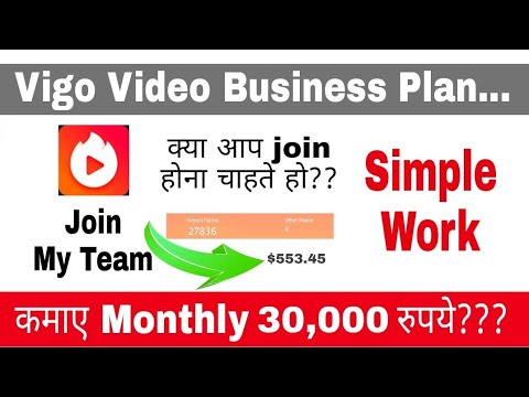 Hypstar / Vigo Video Business Plan | Hypstar Team Work Plan