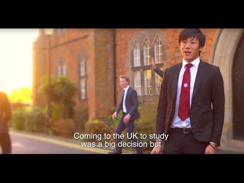 Ratcliffe College - An International Perspective