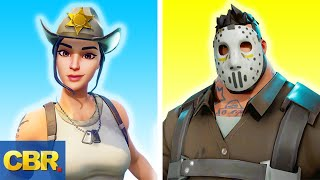 10 Fortnite Skins From Save The World That Need To Be Added Into Battle Royale