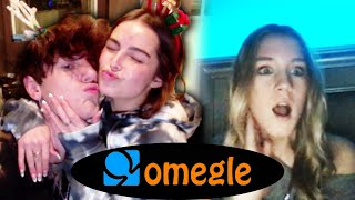 We did this on Omegle..