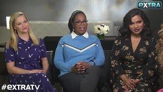 Oprah on Donald Trump Calling Her