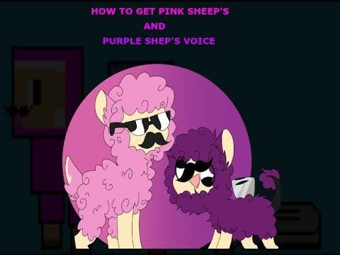 purple shep text to speech