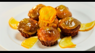 Апельсиновые маффины лайт | Десерты лайт