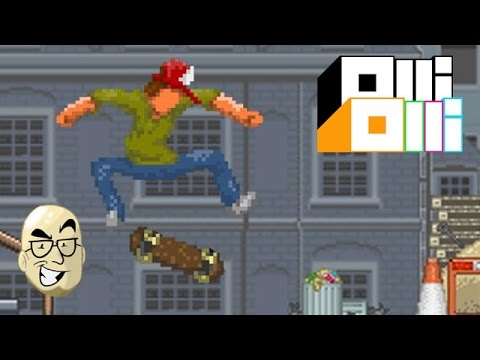 Let's Look At: OlliOlli!