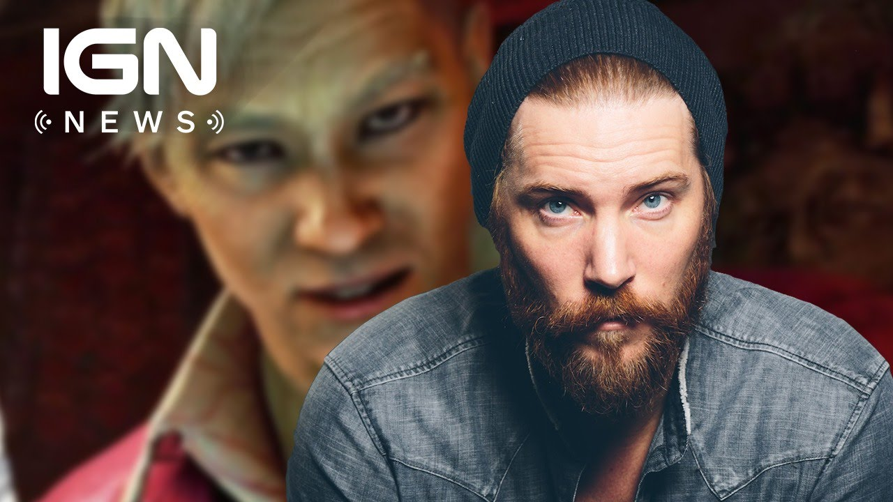 How Troy Baker Got The Job In Far Cry 4 Is Kinda Insane Ign News