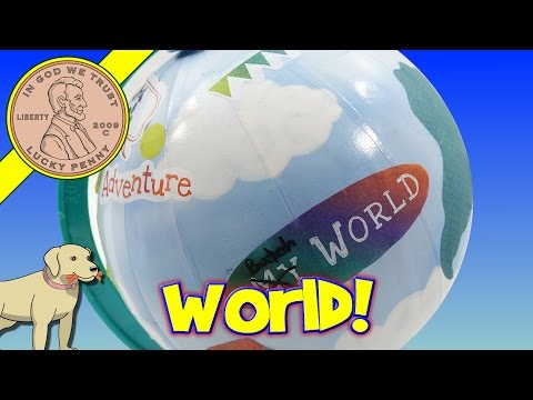 Create Your World Personalized Mini Globe Creativity For Kids