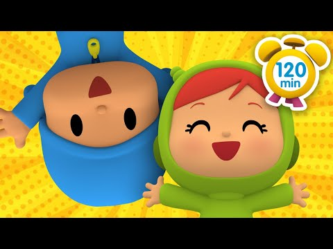 🎮 POCOYO In ENGLISH - Board Games [ 120 Min ] | Full Episodes | FUNNY VIDEOS And CARTOONS FOR KIDS
