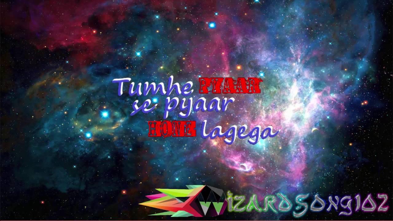 TUMHE DILLAGI - Rahat Fateh & Ali Khan Lyrics
