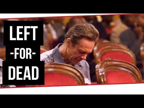 LEFT FOR DEAD - Simon Mann