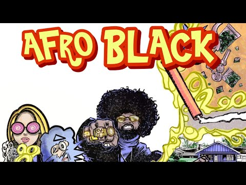 Afro Black (ACTION COMEDY SHORT FILM)