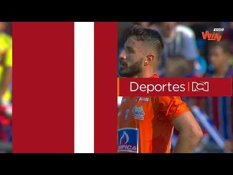 Unión Magdalena vs. Junior (Gol Gemán Gutiérrez) Liga Aguila 2019 1   Fecha 10