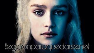 Game Of Thrones: Tráiler extendido de la tercera temporada [Subtitulado]