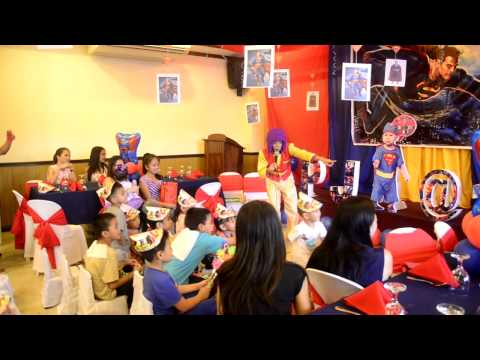Perry Joseph Pauner 1st Birthday Party (Video)