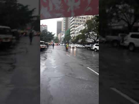 The nyc weather of nairobi