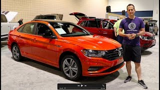 Is the 2019 VW Jetta R-line the better BUY over the Honda Civic?