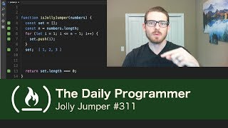 jolly jumper the daily programmer 311