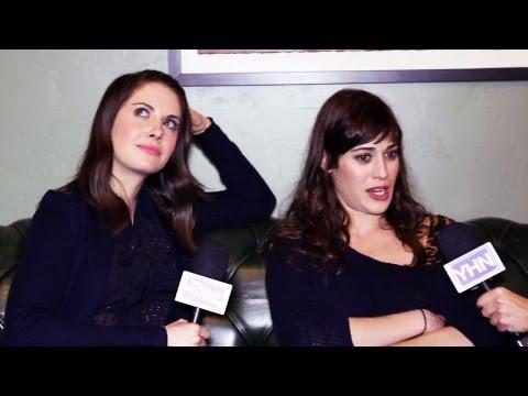 Alison Brie & Lizzy Caplan Dish Sex Scenes at Sundance