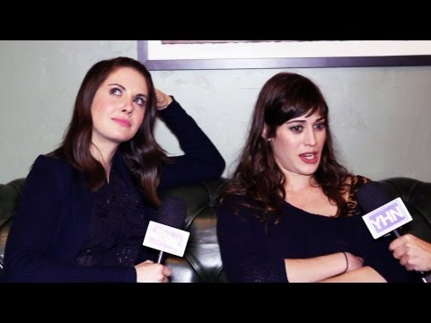 Alison Brie & Lizzy Caplan Dish Sex s at Sundance