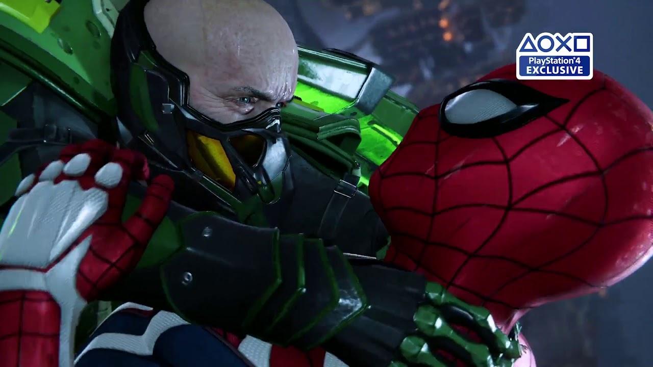 marvels spiderman ps4 ile ilgili görsel sonucu