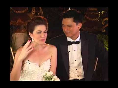 The uncut interview of Carmina and Zoren on Showbiz Inside Report