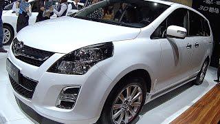 New Mazda 8 VAN 2016, 2017 Video Interior, Exterior