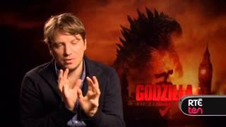 Gareth Edwards Talks Godzilla