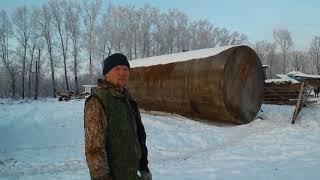Зарплата 150 тюков сена и 10 тонн зерна// Жизнь в деревне